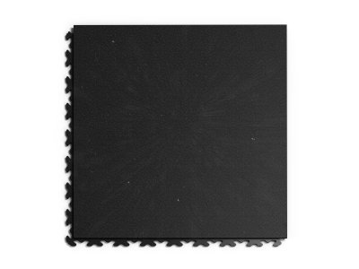 PVC dlažba Mosolut Machine Invisible - ECO Černá