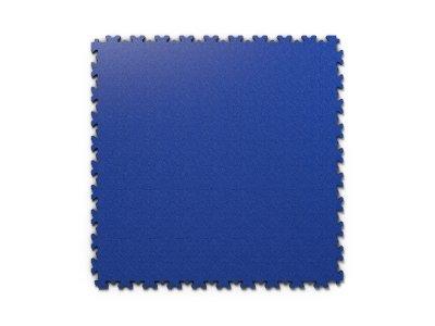 PVC dlažba Mosolut Machine Industry - Kůže, Modrá