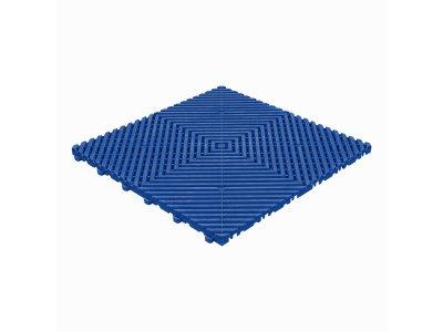 Dlažba Performance Floor Race Flat - Reflexní modrá