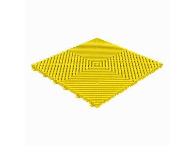 Dlažba Performance Floor Race Flat - Žlutá