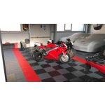 Dlažba Performance Floor Race Flat - Červená