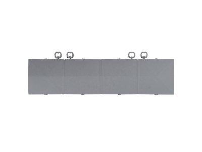 Kabelová lišta v šedé barvě