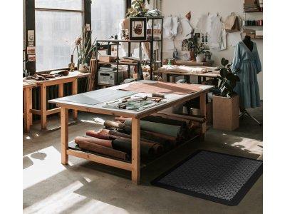 HOBBYMOS - podložka 2m², kompletní podlahový set do dílny - různé barvy