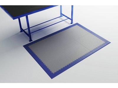 HOBBYMOS UNI - podložka do dílny 1,5 m², kompletní PVC podlahový set - různé barvy
