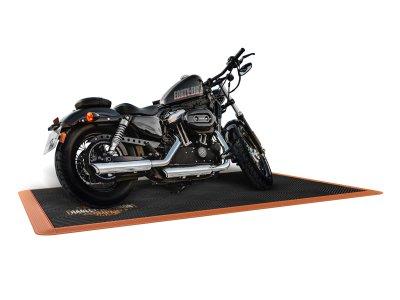 BIKEMOS PROFI - PP podložka pod motorku, set 2m²  - různé barvy